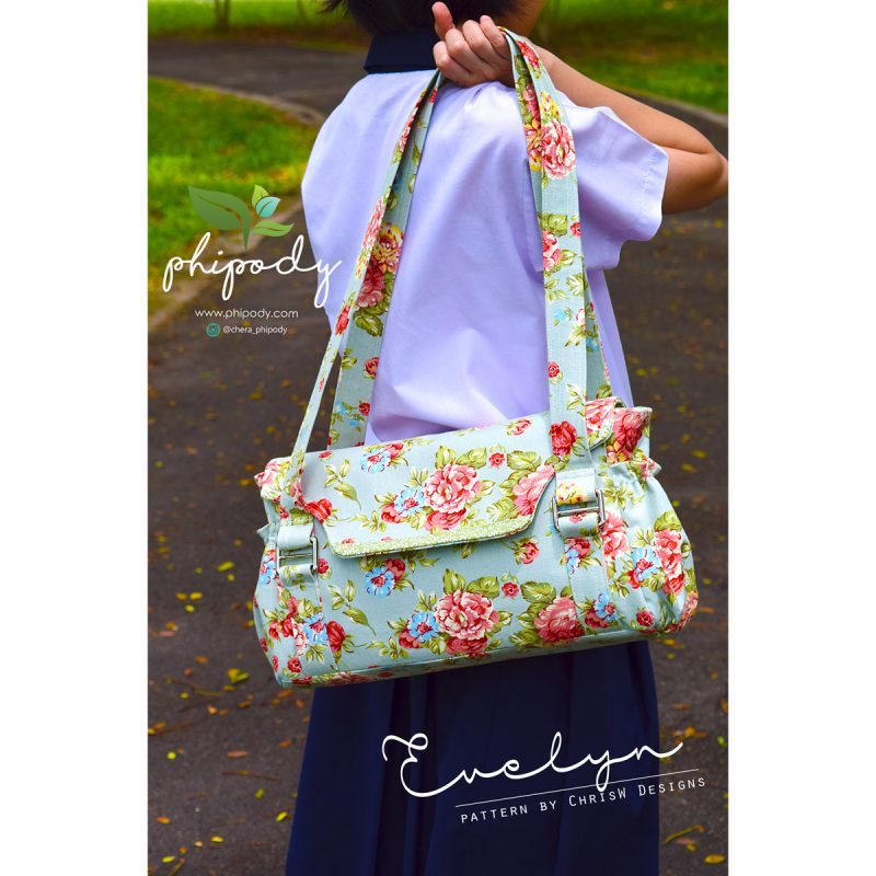 Evelyn - A ChrisW Designs PDF Bag Sewing Pattern
