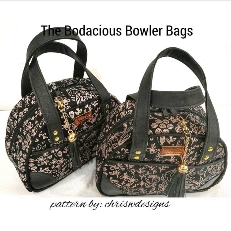 Bodacious Bowler Bags