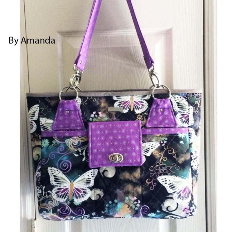The Stow It All Tote by Amanda
