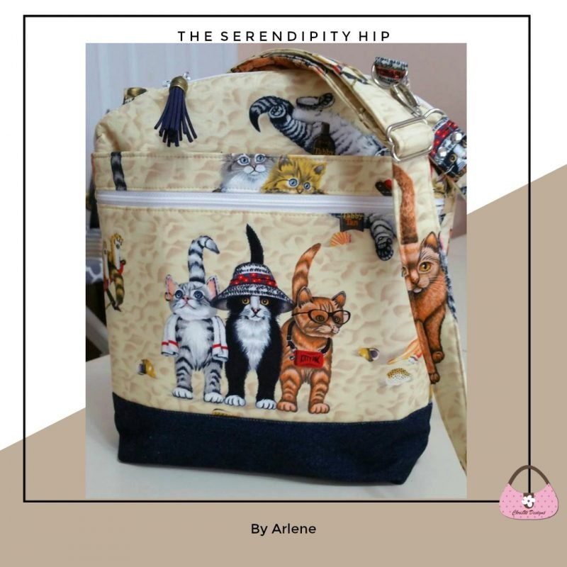 The Serendipity Hip by Arelene