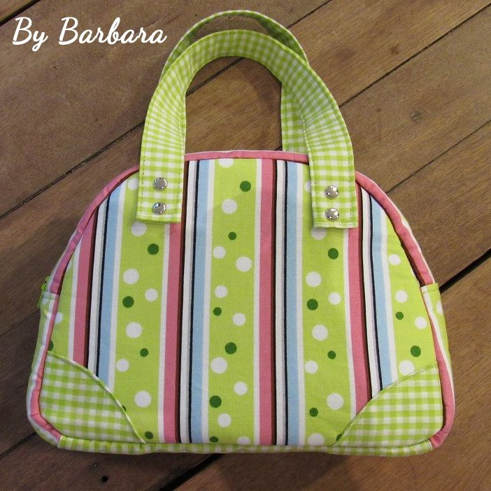 The Bodacious Bowler Bag by Barbara