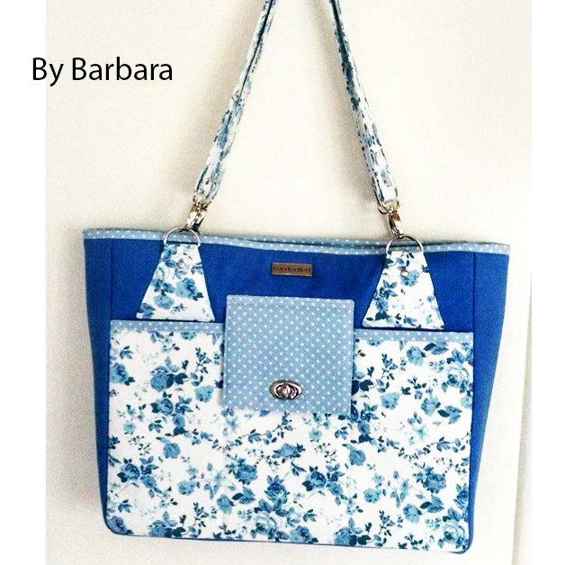 The Stow It All Tote by Barbara