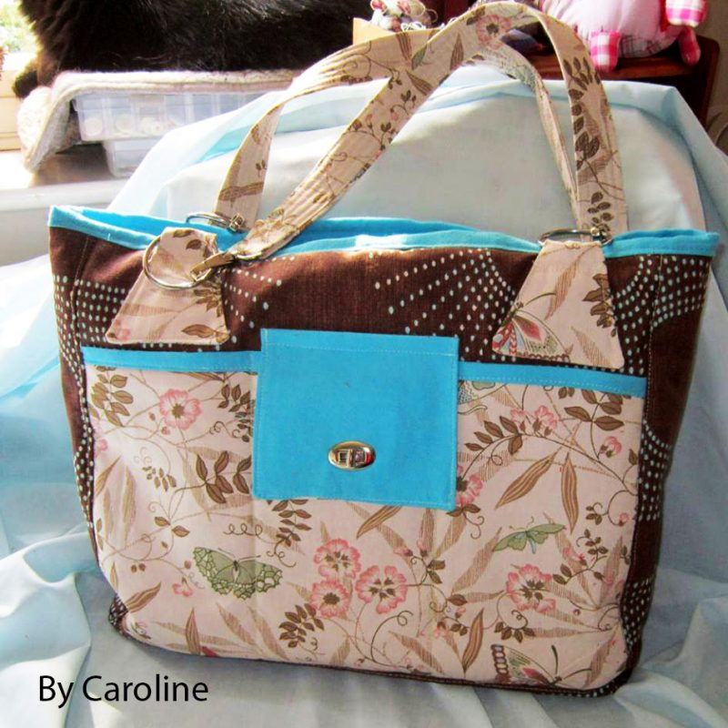The Stow It All Tote by Caroline