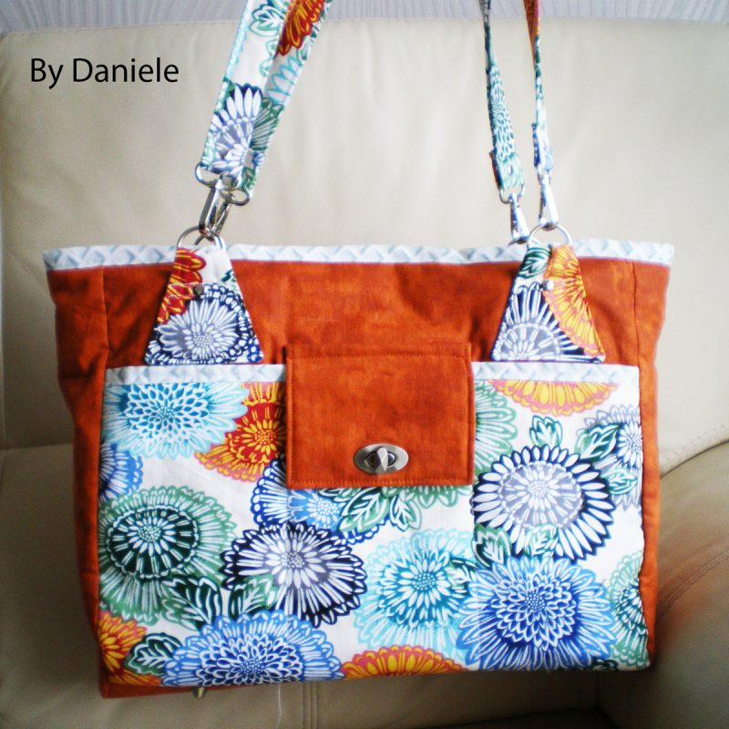 The Stow It All Tote by Daniele