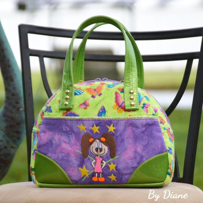 The Bodacious Bowler Bag by Diane