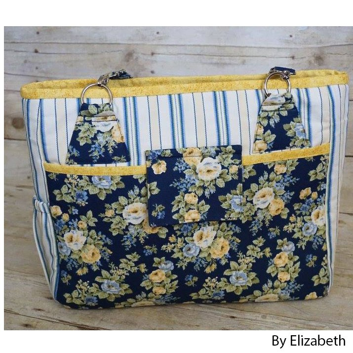 The Stow It All Tote by Elizabeth