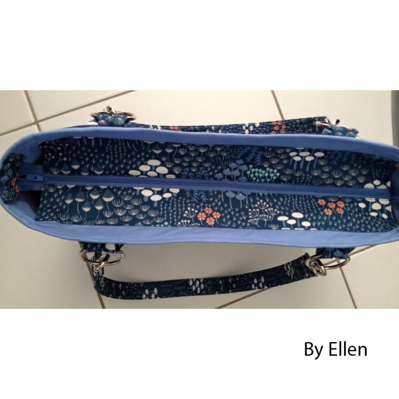 The Stow It All Tote by Ellen