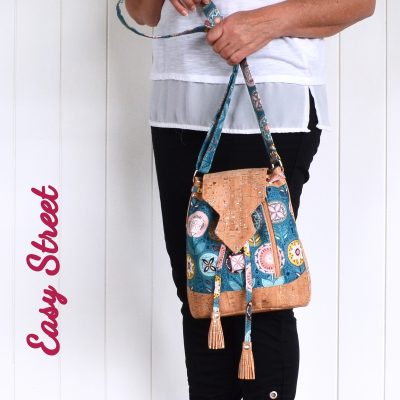 Fiona's Freeway - A ChrisW Designs Easy Street Sew & Sell Designer Handbag Pattern