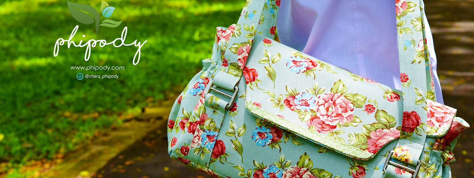 Evelyn -A ChrisW Designs Designer Bag Pattern