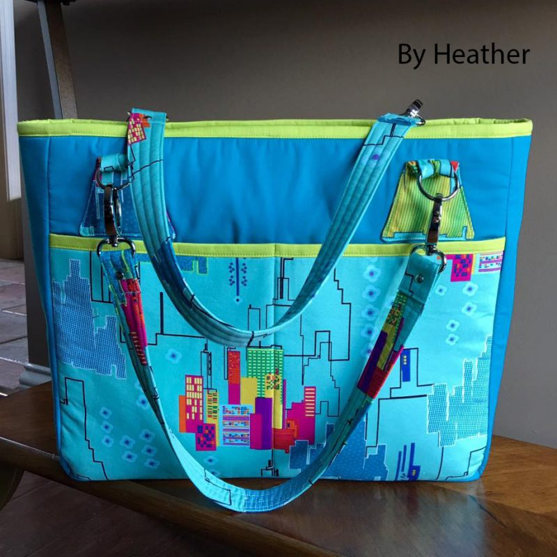 The Stow It All Tote by Heather