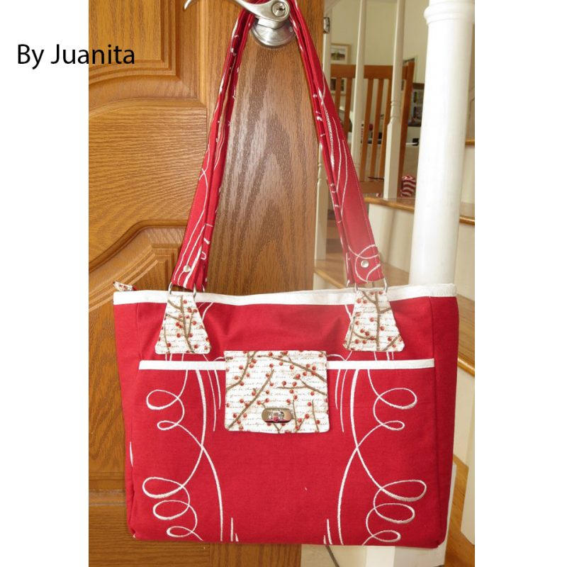 The Stow It All Tote by Juanita