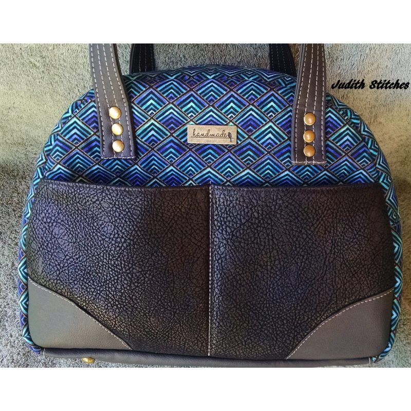 The Bodacious Bowler Bag by Judith