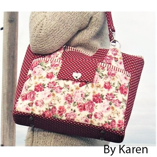 The Stow It All Tote by Karen