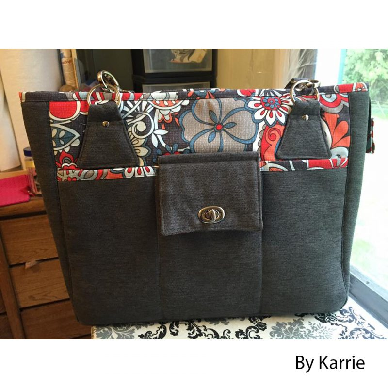 The Stow It All Tote by Karrie