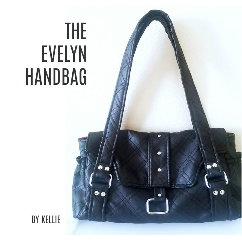 Evelyn PDF Sewing Pattern by Kellie