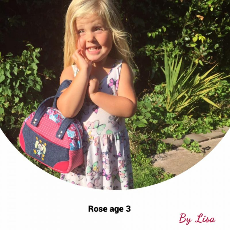 The Bodacious Bowler Bag by Lisa