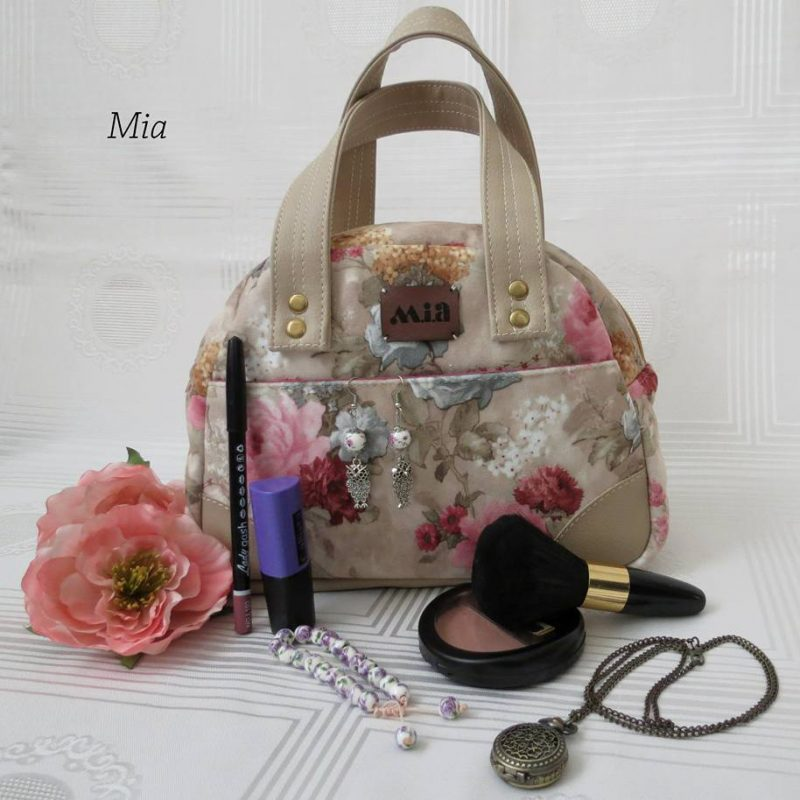 The Bodacious Bowler Bag by Maria