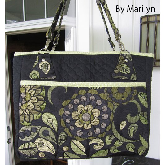The Stow It All Tote by Marilyn