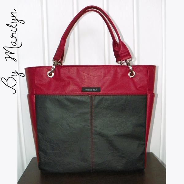 The Uptown Girl – A ChrisW Designs Designer Bag Sewing Pattern