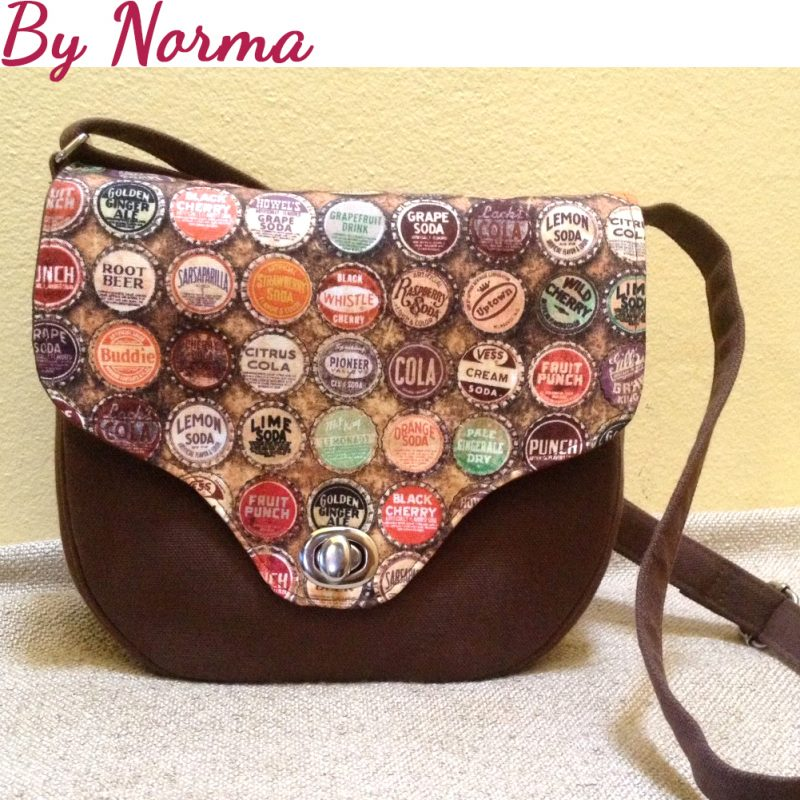 Emma Messenger Bag by Norma