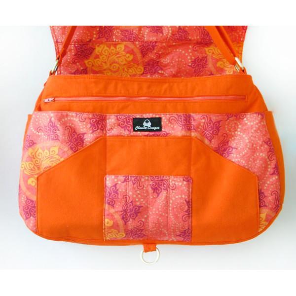 Savannah - A ChrisW Designs Messenger Bag Sewing Pattern