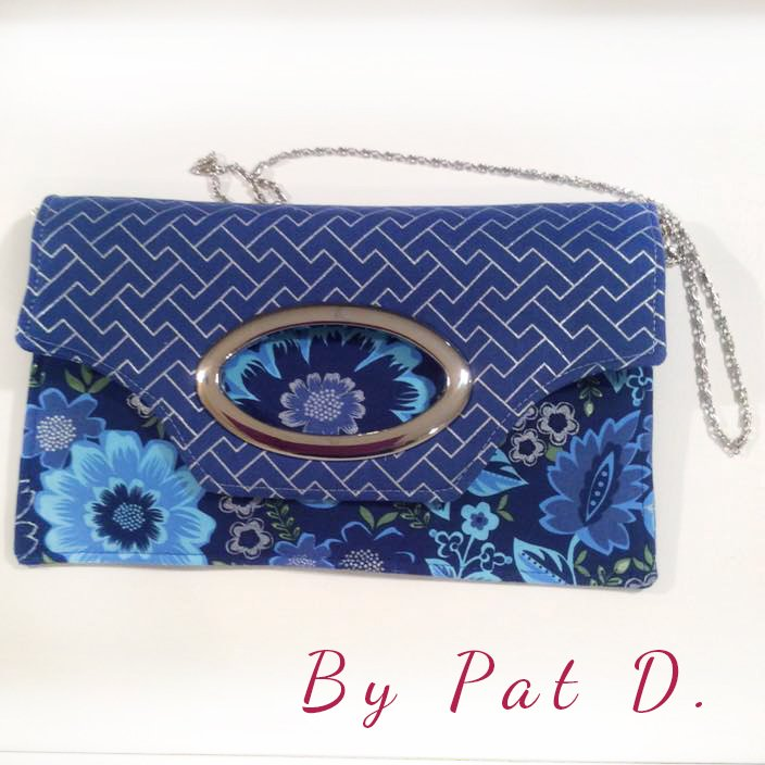 Chloe's Court Clutch by PatD