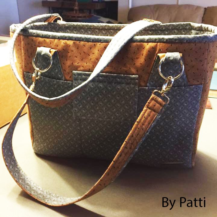 The Stow It All Tote by Patti