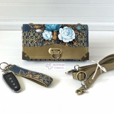 The Penny Inn - A ChrisW Designs Designer Wallet Sewing Pattern