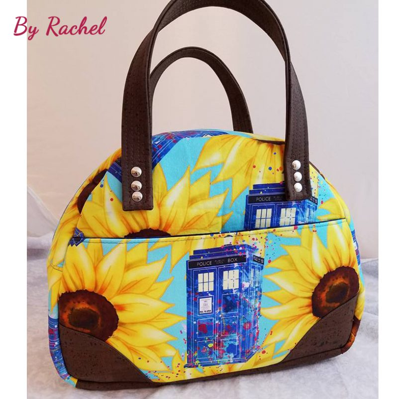 The Bodacious Bowler Bag by Rachel
