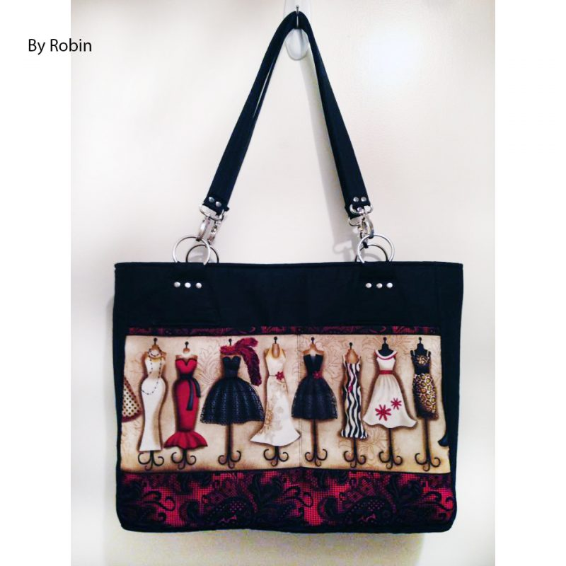 The Stow It All Tote by Robin