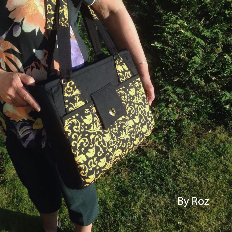 The Stow It All Tote by Roz