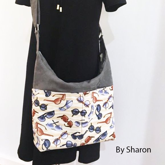The Snazzy Slouch by Sharon