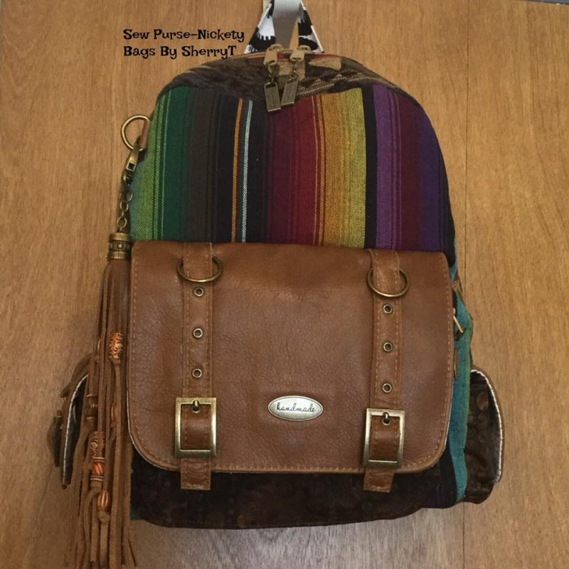 Dawn to Dusk - A ChrisW Designs Backpack Pattern