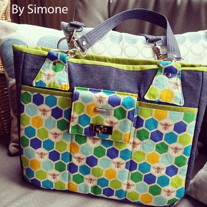 The Stow It All Tote by Simone