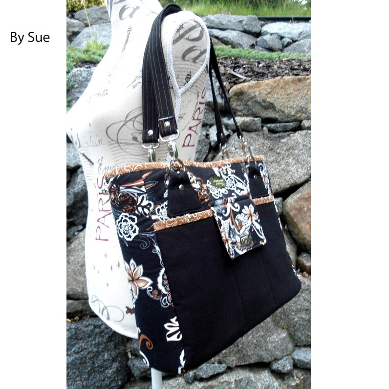 The Stow It All Tote by Sue