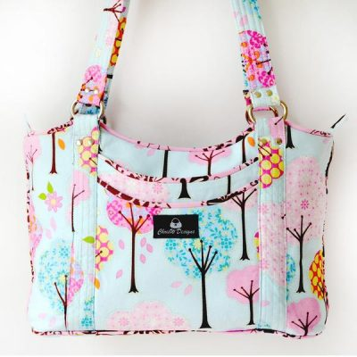 Sugar & Spice - A ChrisW Designer Bag Sewing Pattern