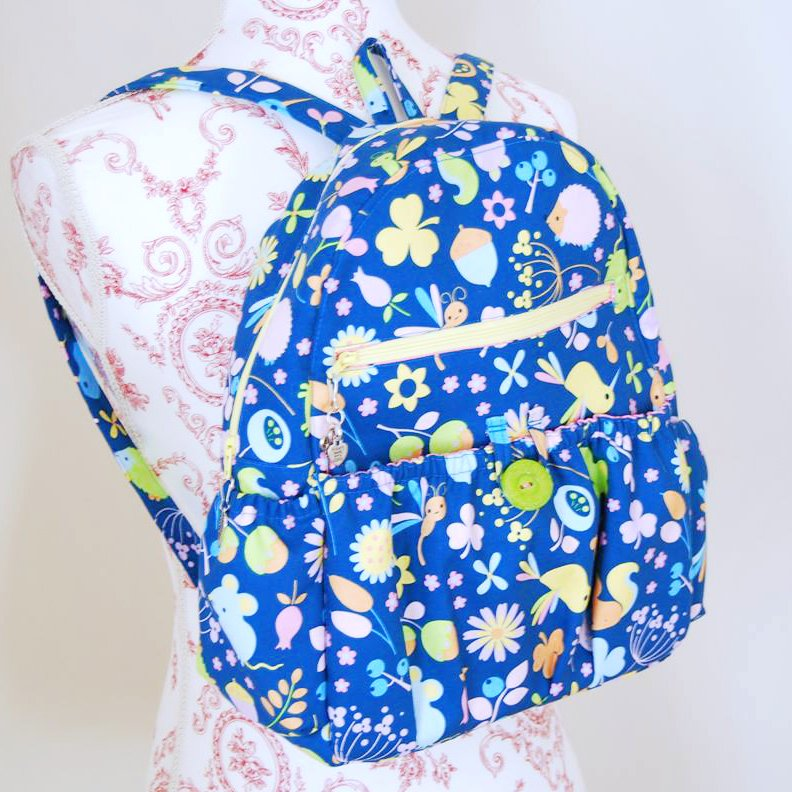 The Amy Backpack by Alison