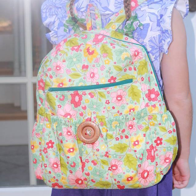 The Amy Backpack by Cori