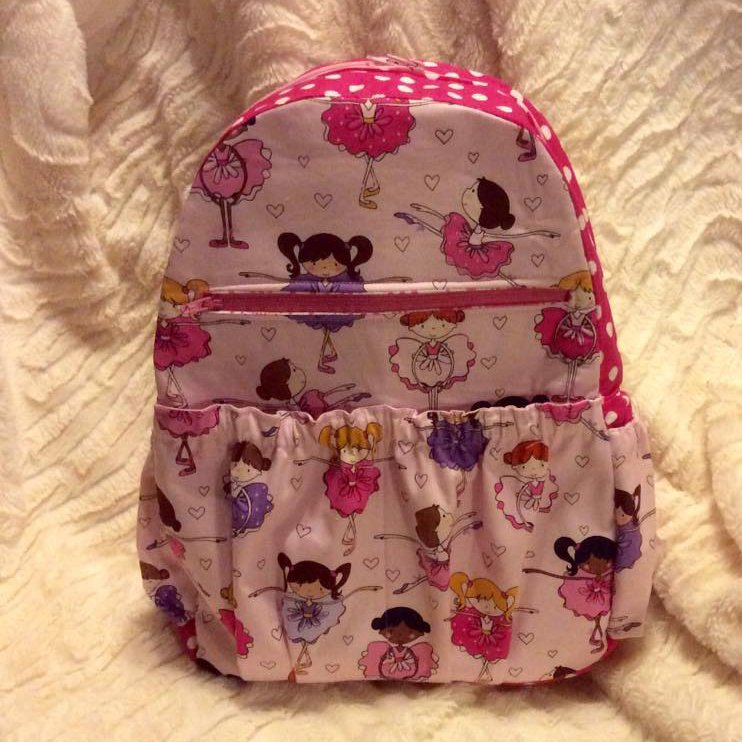 The Amy Backpack by Dee