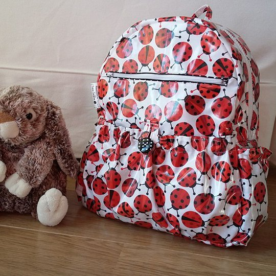 The Amy Backpack by Louise