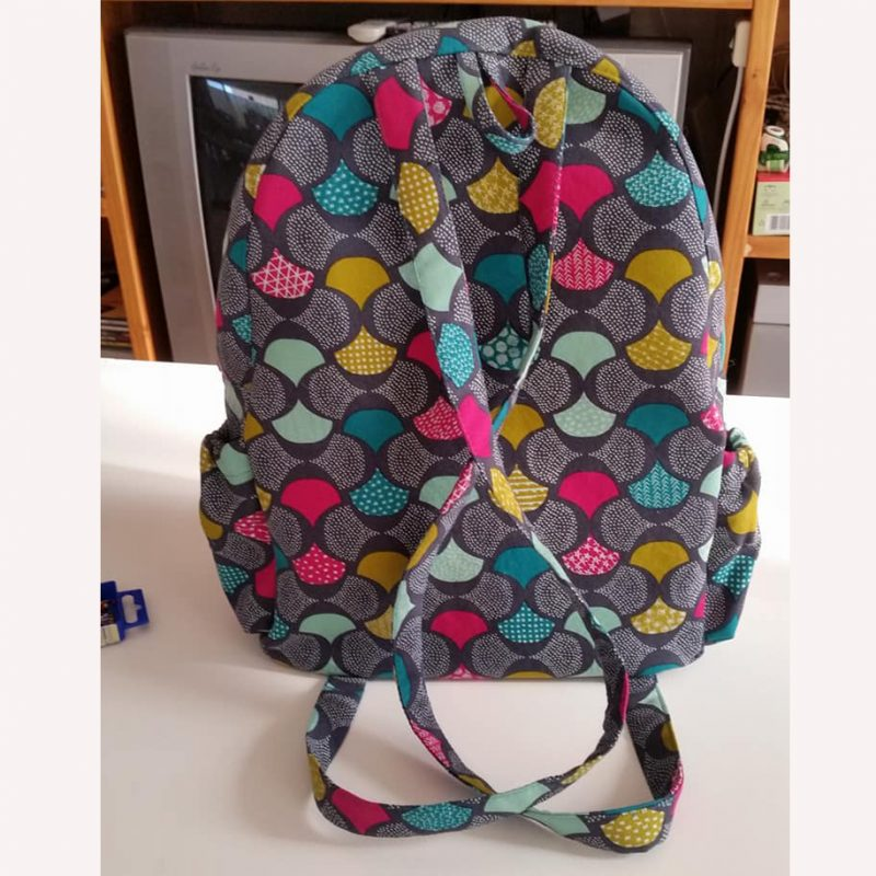 The Amy Backpack by Melinda
