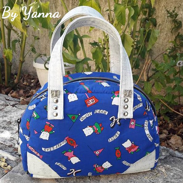 The Bodacious Bowler Bag by Yanna