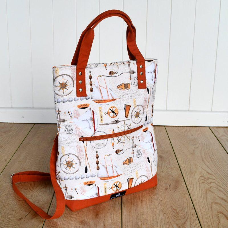 Gabbie's Grove - A ChrisW Designs Easy Street Sew & Sell Designer Handbag Pattern