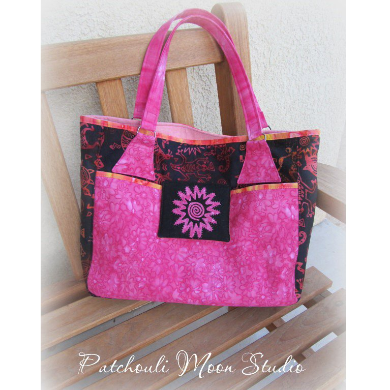 The Stow It All Tote by Daryl