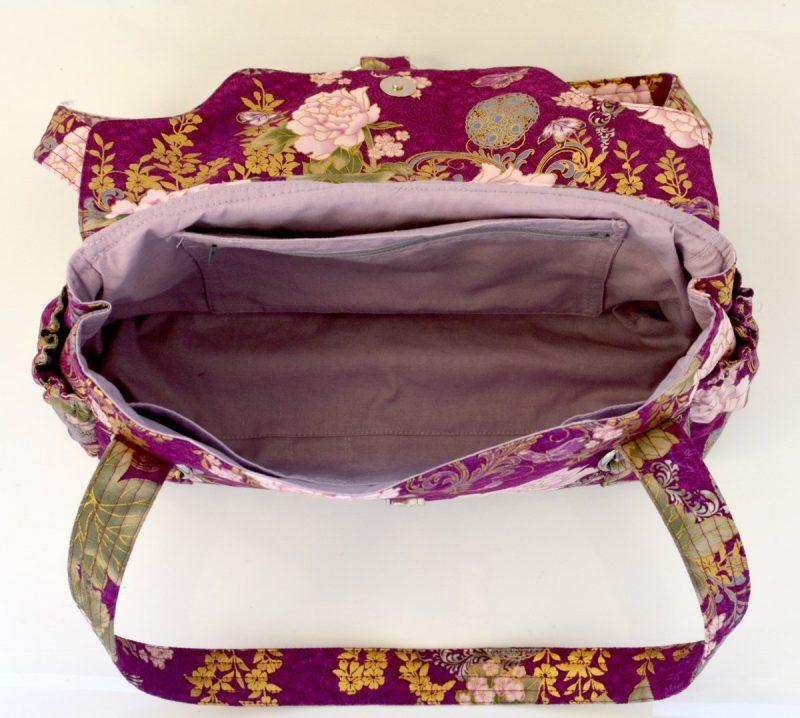 Evelyn - A ChrisW Designs PDF Bag Pattern