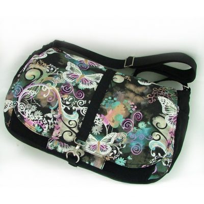 Savannah - A ChrisW Designs Messenger Bag Sewing Pattern