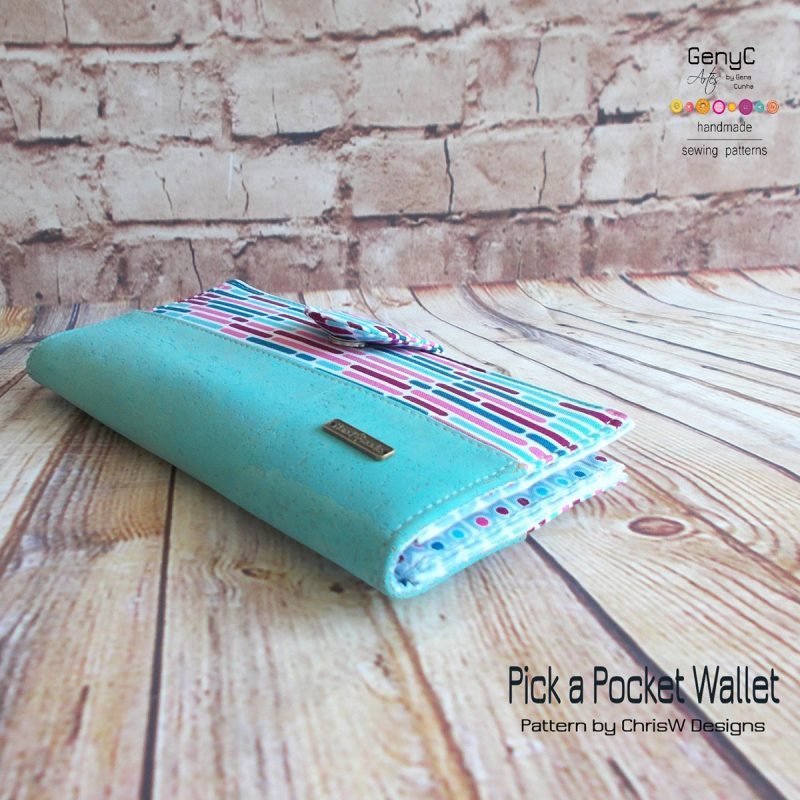 The Pick A Pocket Wallet by Gena