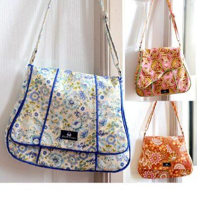 Genevieve - A ChrisW Designs PDF Designer Bag Pattern