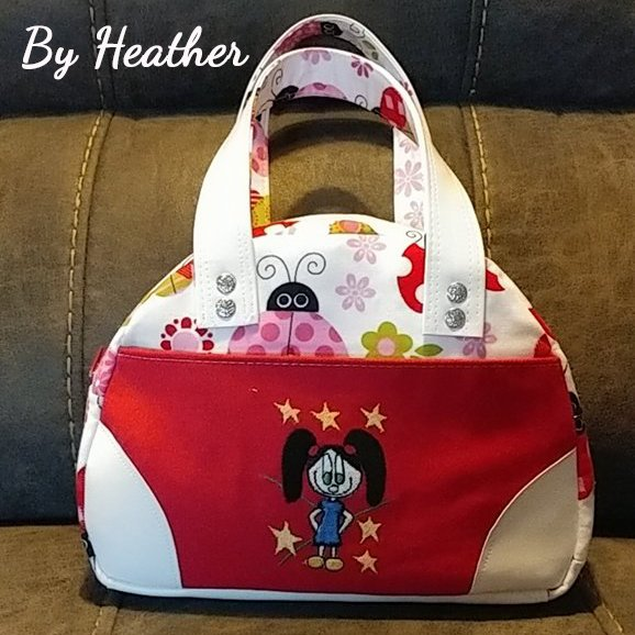 The Bodacious Bowler Bag by Heather