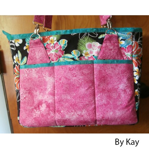 The Stow It All Tote by Kay